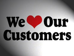 At , we truly love and appreciate our customers